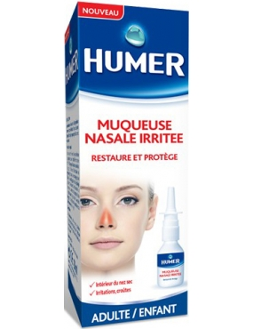 Humer Spray Mucoasa Nazala Iritata 20ml