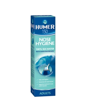 Humer Spray Nazal Adulti 100% Apa de Mare x 150ml-Urgo