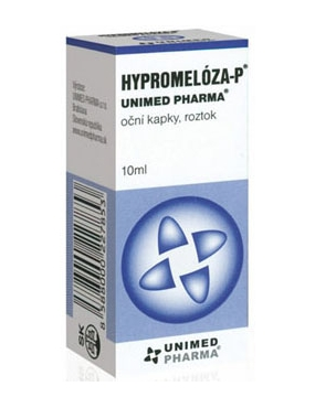 Hypromeloza-P 5mg/ml-sol.oft. x 10ml-Unimed