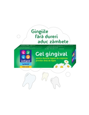 Infant Uno Gel Gingival x 25ml-Solacium