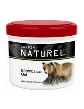 Jardin Naturel Balsam Forta Ursului Gel 250ml