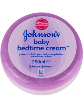 Johnson Baby Crema Corp Levantica 250g