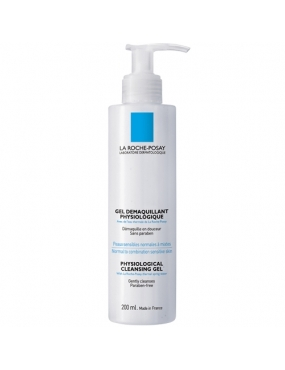 La Roche Posay Gel Demachiant Physio 200ml
