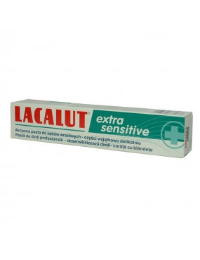 Lacalut Pasta Extra Sensitive 75ml