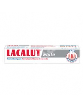 Lacalut Pasta White 75ml