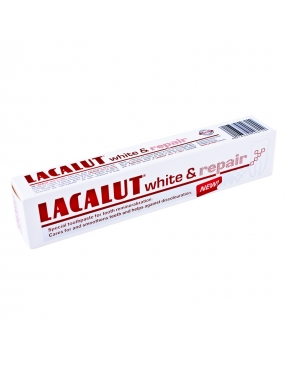 Lacalut Pasta White & Repair 75ml
