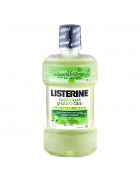 Listerine Apa Gura Green Tea 500ml