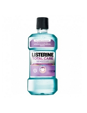 Listerine Apa Gura Total Care Sensitive 250ml
