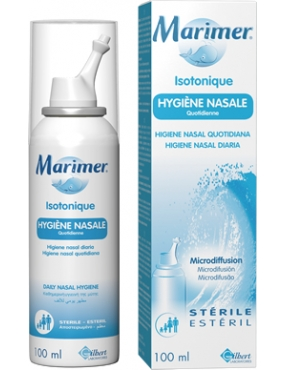 Marimer isotonic-spray nazal x 100ml - GILBERT