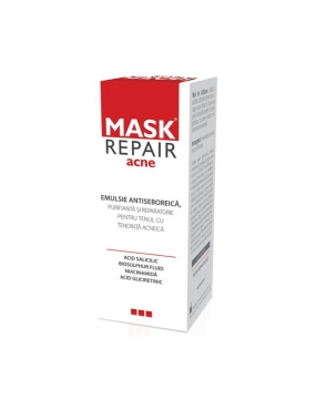 Mask Repair Emulsie Antiseboreica x 50ml-Solartium