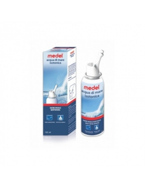 Medel Spray 100% Apa de Mare Izotonica si Sterila 100ml
