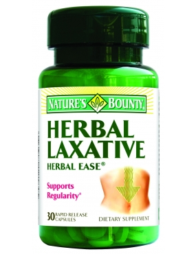 Natures Bounty Herbal Laxative x 30