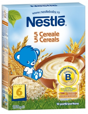 Nestle 5 Cereale 250g