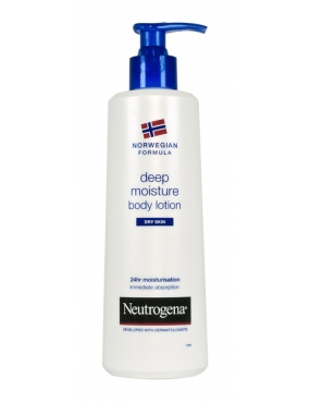 Neutrogena Body Lotiune Dry Skin x 250ml