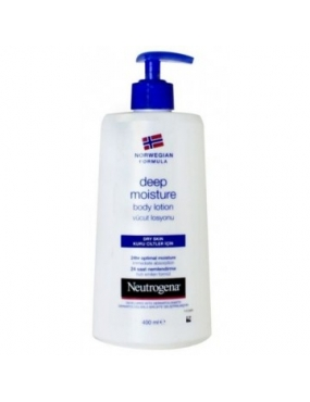 Neutrogena Body Lotiune Dry Skin x 400ml