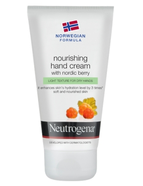Neutrogena Nordic Berry Hand Cream 75ml