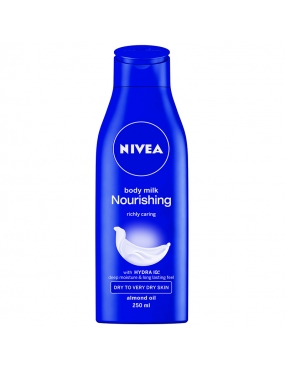 Nivea Body Lapte Corp 250ml 80201