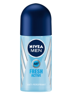 Nivea Deo Roll-On For Men Fresh 82808