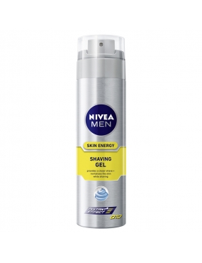 Nivea For Men Gel Ras Q10 81790