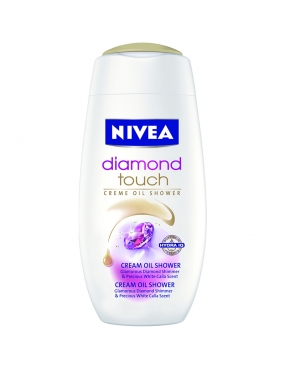 Nivea Gel Dus Diamond Touch 250ml 80750