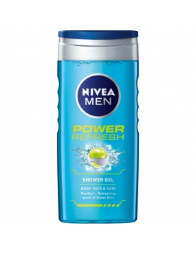 Nivea Gel Dus Power Refresh