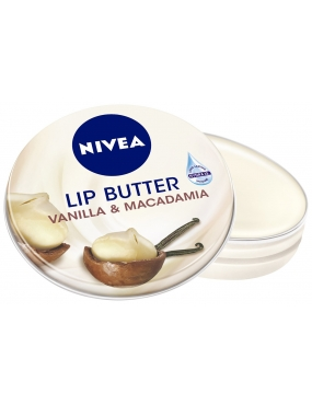 Nivea Lip Care Butter Vanilla 85264