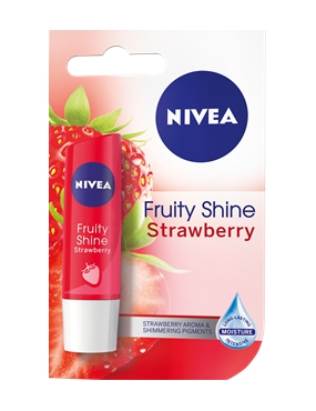 Nivea Lip Care Strawberry 85083