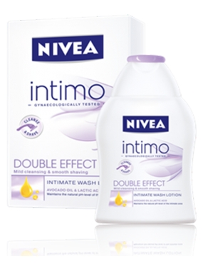 Nivea Lotiune Intima Double Effect 250ml 80703