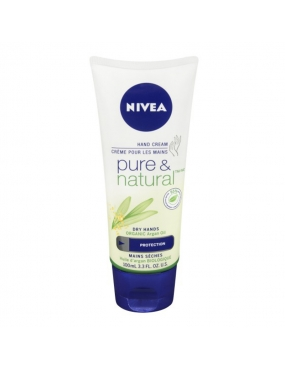 Nivea Pure&Nat. HAND Crema Maini 100ml 84677