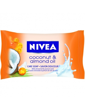 Nivea Sapun Coconut & Almond Oil 82473