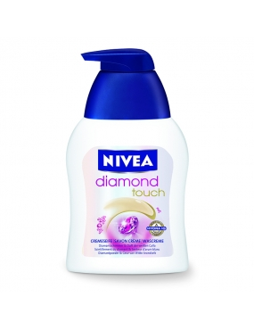 Nivea Sapun Lichid Diamond Touch