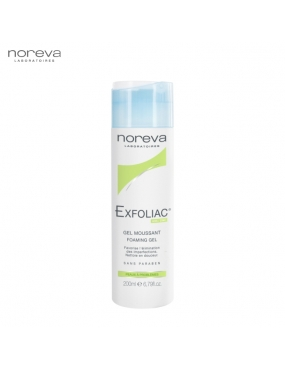 Noreva Exfoliac Gel Spumant 200ml