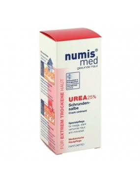 Numis Med Urea 25% unguent 50ml