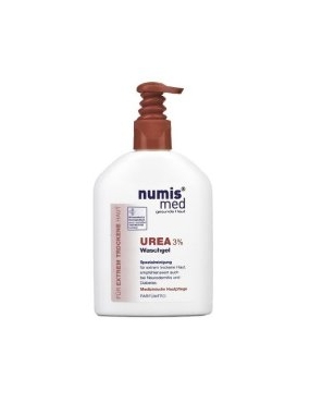 Numis Med Urea 5% gel dus dispenser 200ml
