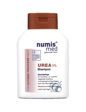Numis Med Urea 5% Sampon 200ml