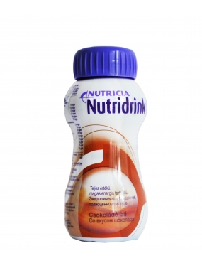Nutricia Nutridrink Chocolate 200ml