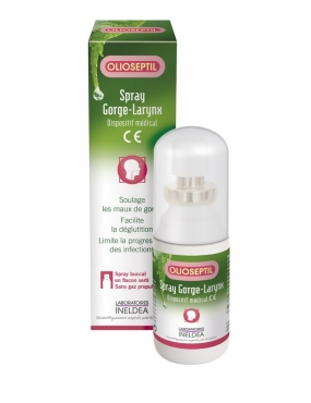Olioseptil Gorge-Larynx Spray x 20ml