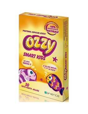 Ozzy Smart Kids jellies x 30-Sanience