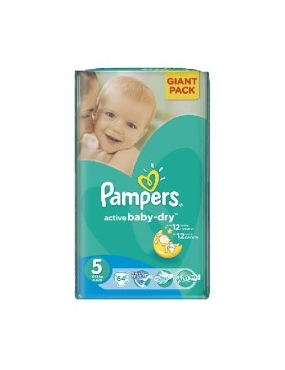 Pampers 5 Active Baby 11-18kg x 64buc-CVB Sales