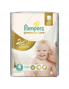 Pampers Premium Care 4 Maxi x 20buc-CVB Sales