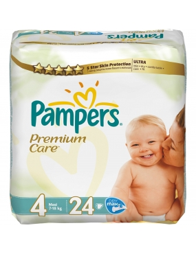 Pampers Premium Care 4 maxi x 24buc-CVB Sales