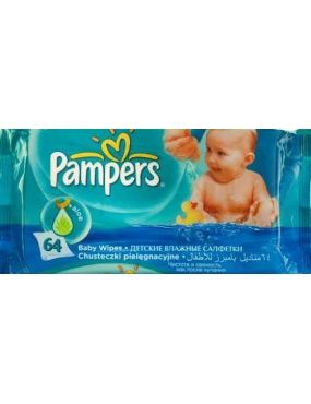Pampers Servetele Baby Fresh 1 x 64