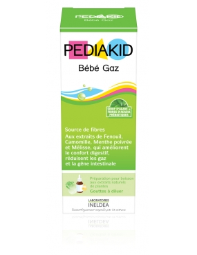 Pediakid Bebe Gaz 60ml