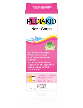 Pediakid Nez-George Sirop 125ml