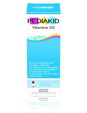 Pediakid Vitamina D3 x 20ml