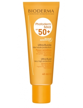 Photoderm Max Ultra-Fluide Incolor SPF50+