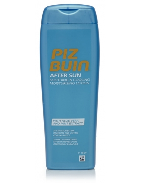 Piz Buin After Sun Lotiune cu Aloe Vera si extract de Menta 200ml