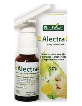 Plant E Alectra Spray Pulverizator 20ml