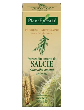 Plant E Extract Amenti Salcie 50ml