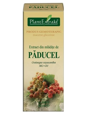 Plant E Extract Mladite de Paducel 50ml